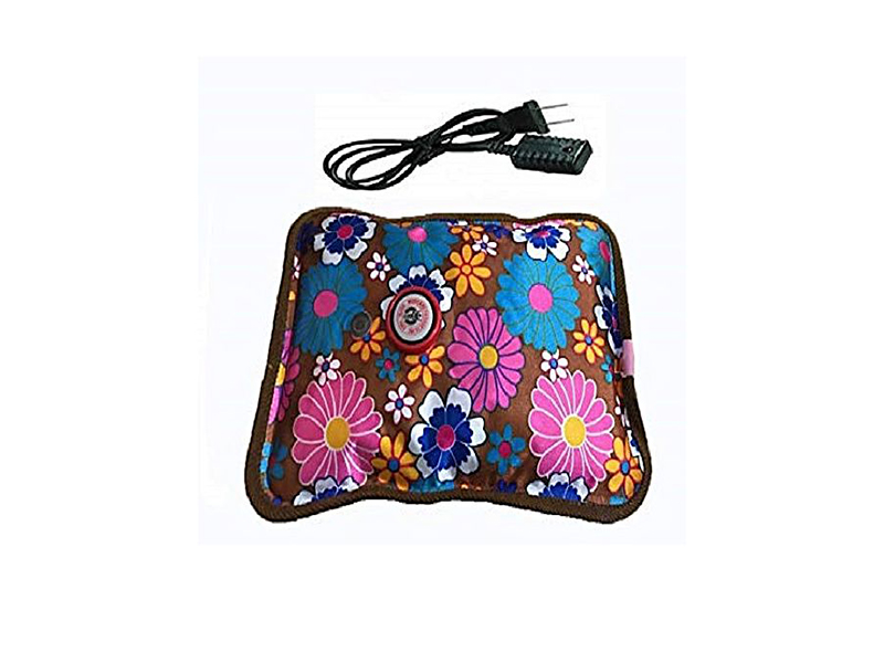 Electrothermal Hot Water Bag For Pain Relief - Multi-Color