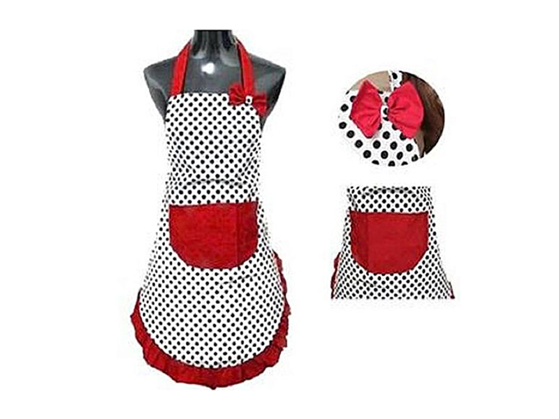 Kitchen Apron for Clean & Smart Cooking