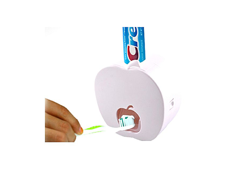 Autometic Toothpaste Dispenser – White