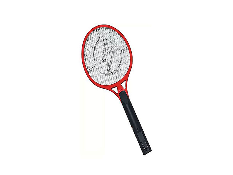 Mosquito Killer Racket - Black and Red