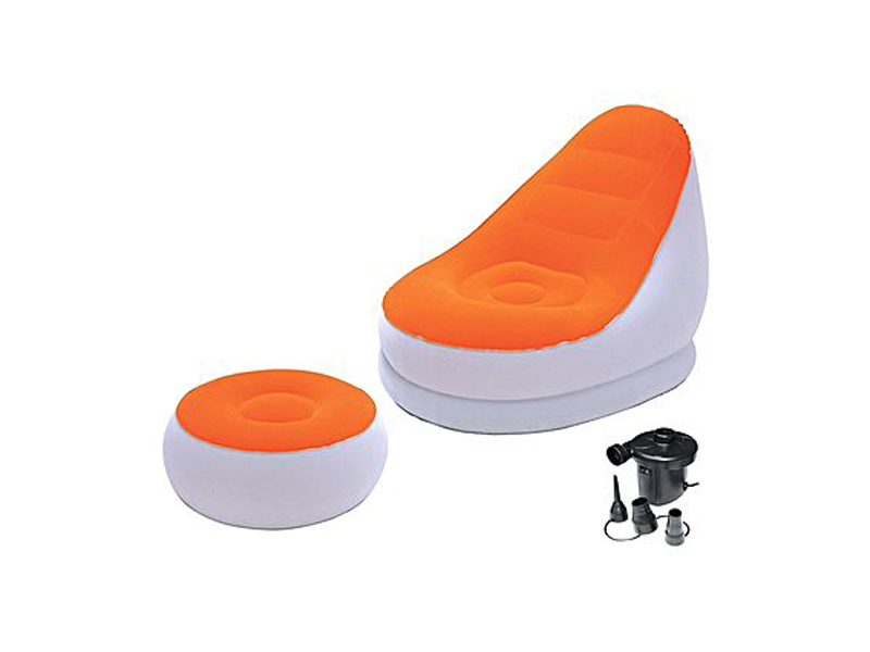 Bestway Comfort Cruiser Inflatable Chair with Pump