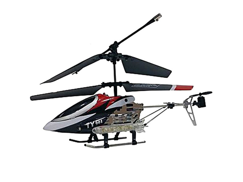 High V-max Alloy Model Remote Control Helicopter