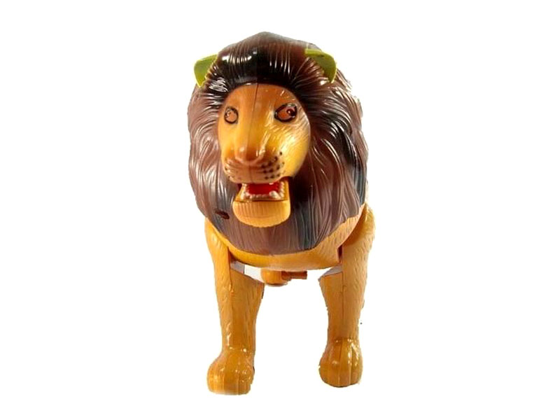 Battery Operated Lion Toy