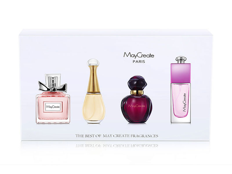 MayCreate Paris Fragrance Set