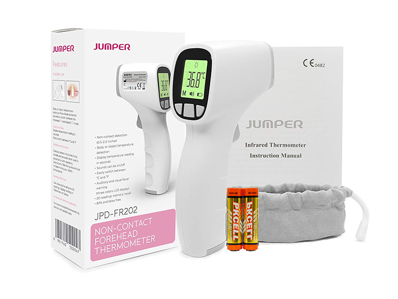 Jumper Infrared  Thermometer FR202