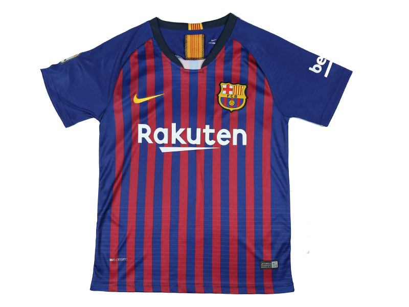 FC Barcelona Jersey - Home (China Assembled)