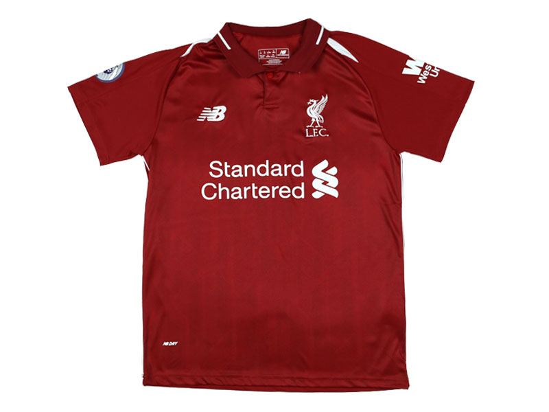 FC Liverpool Jersey - Home (China Assembled)