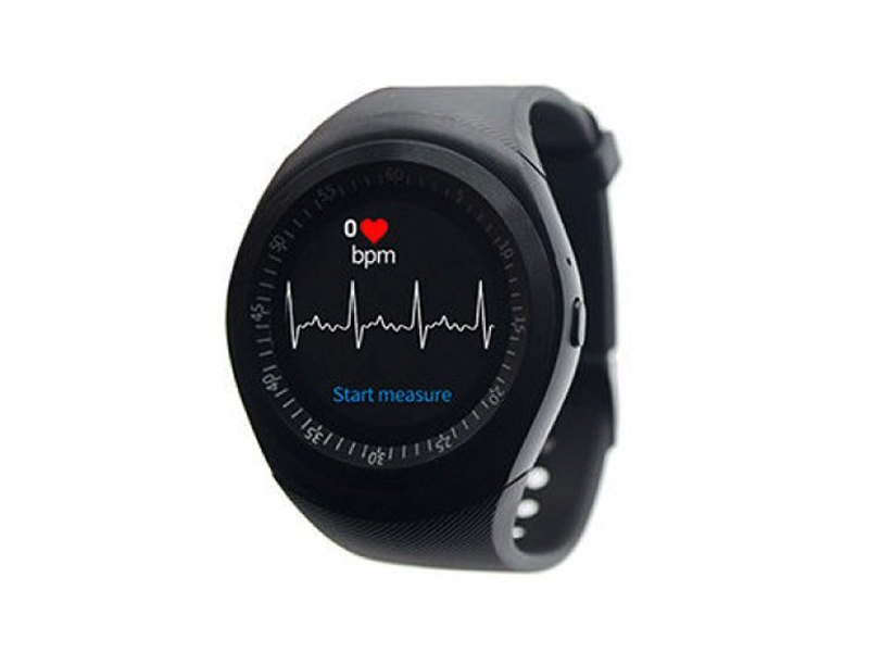 Y1X Smart Watch With Heart Rate & Blood Pressure Motion Sensor Touch