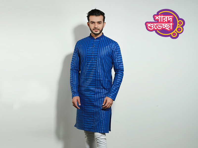 Stylish Men's Punjabi By Swapon's World-SW342P