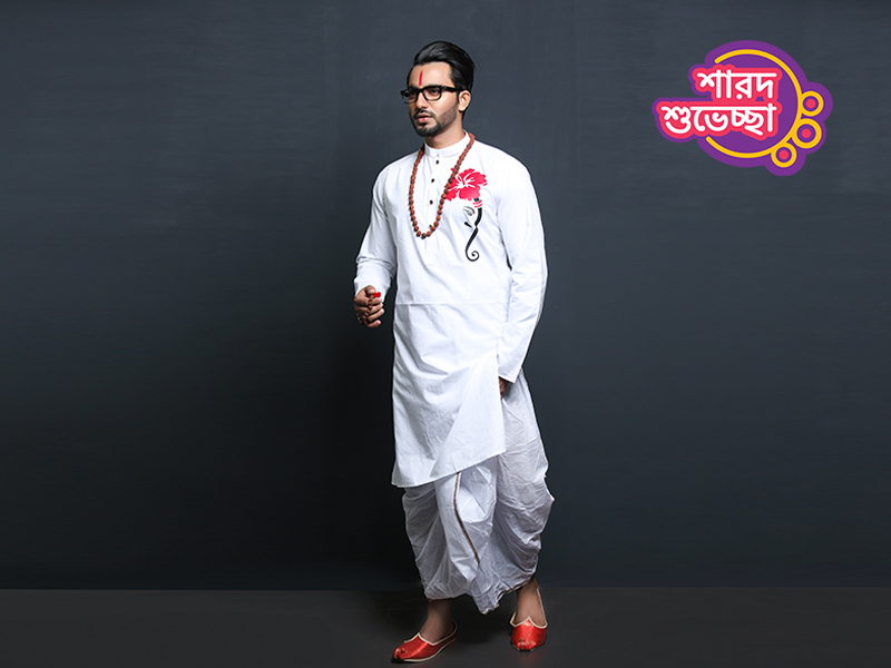 Stylish Men's Punjabi By Swapon's World-SW365P