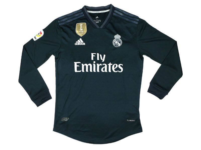 Real Madrid Full Sleeve (Player Version)