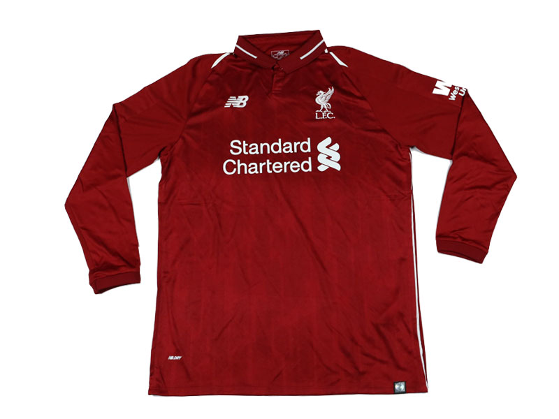 Liverpool Full Sleeve (Player Version)