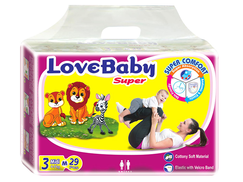Love Baby Diapers