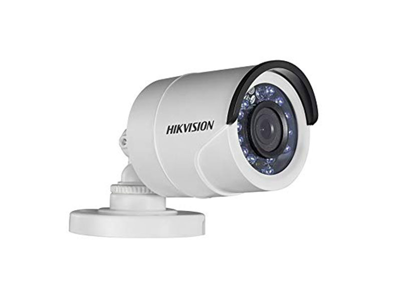 Hikvision DS-2CE16COT-IRF (3.6mm) 1MP (720P)  Night Vision Bullet Camera(Metal Body)