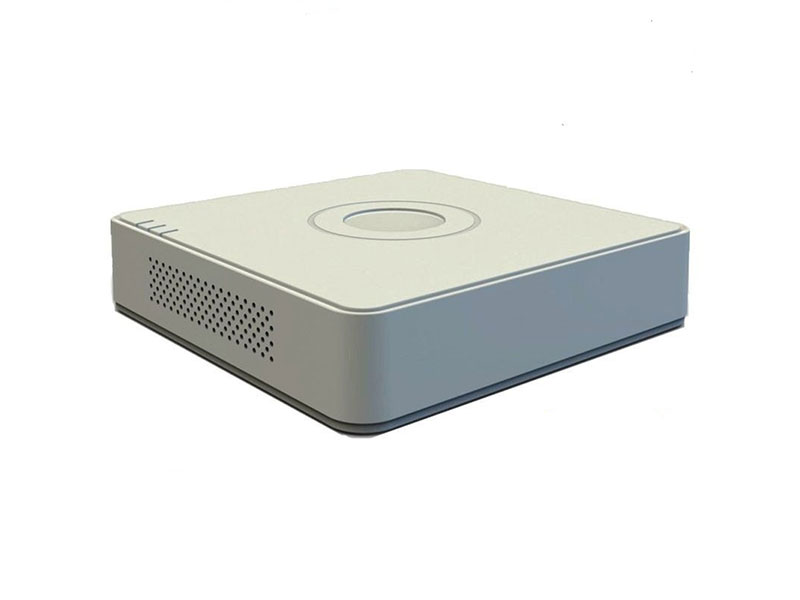 Hikvision DVR 4 Channel - 1 MP- DS-7104HGHI-F1 (Plastic Body)