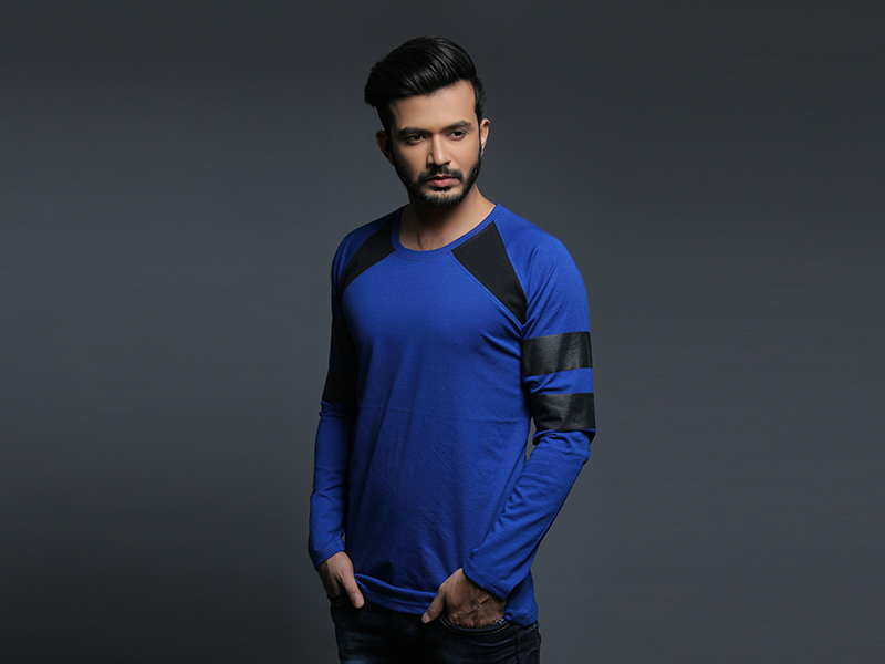 Special Men's Full Sleeve T-Shirt By Swapon's World-SW3443T (M)