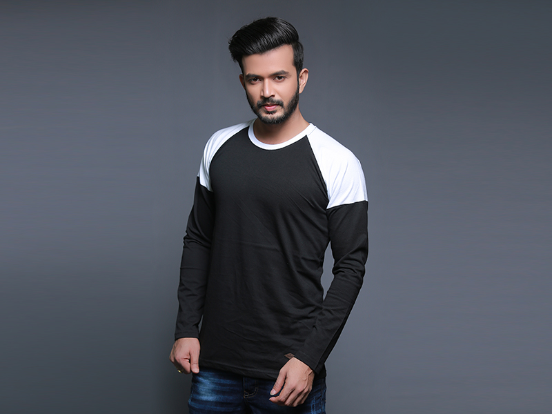 Special Men's Full Sleeve T-Shirt By Swapon's World-SW3448T