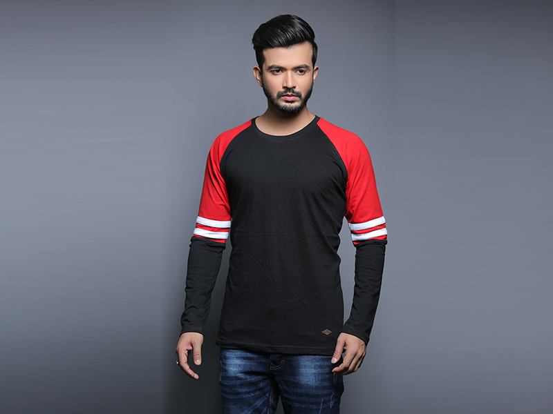 Special Men's Full Sleeve T-Shirt By Swapon's World-SW3450T