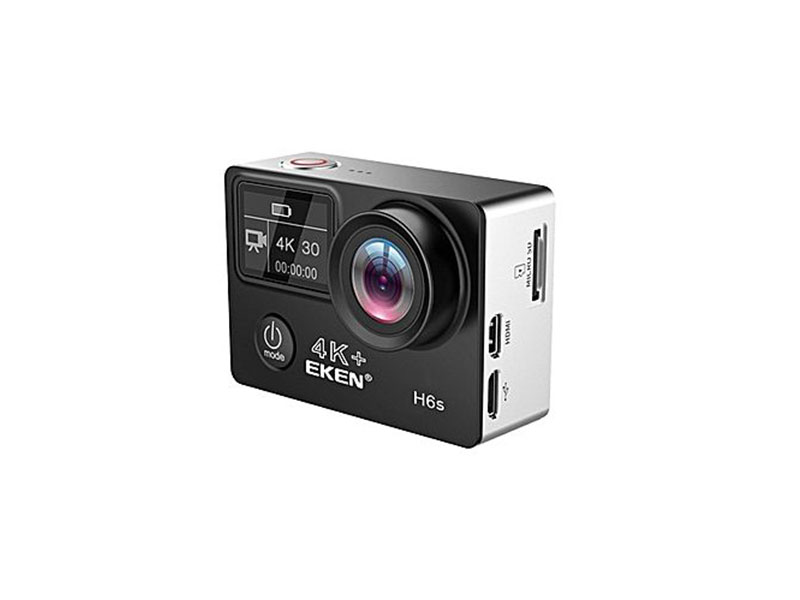 EKEN H6s 4K Action Camera With EIS Technology