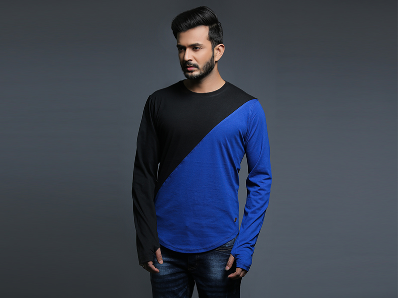 Special Men's Full Sleeve T-Shirt By Swapon's World-SW3461T