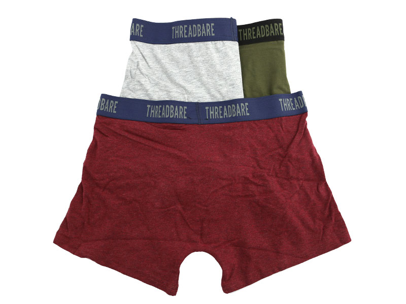 Cotton Boxer Set 2 (3 pieces)