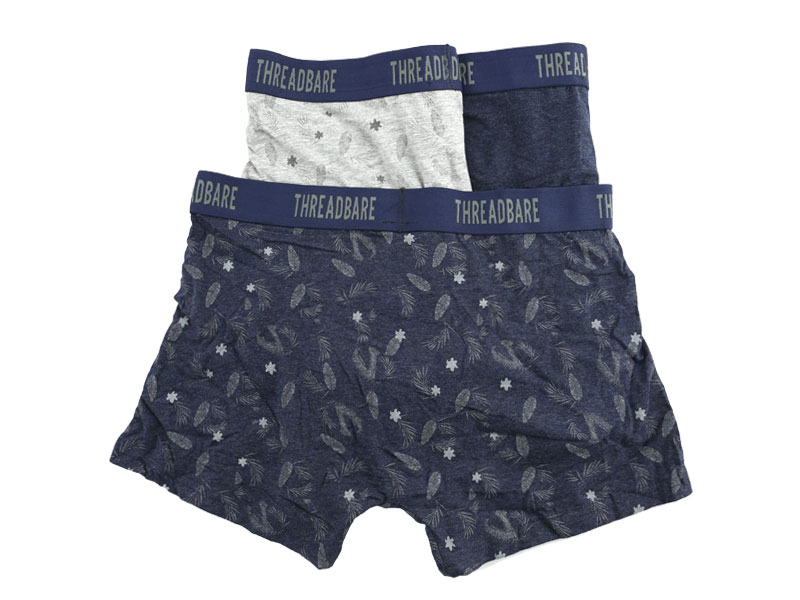 Cotton Boxer Set 3 (3 Pieces)