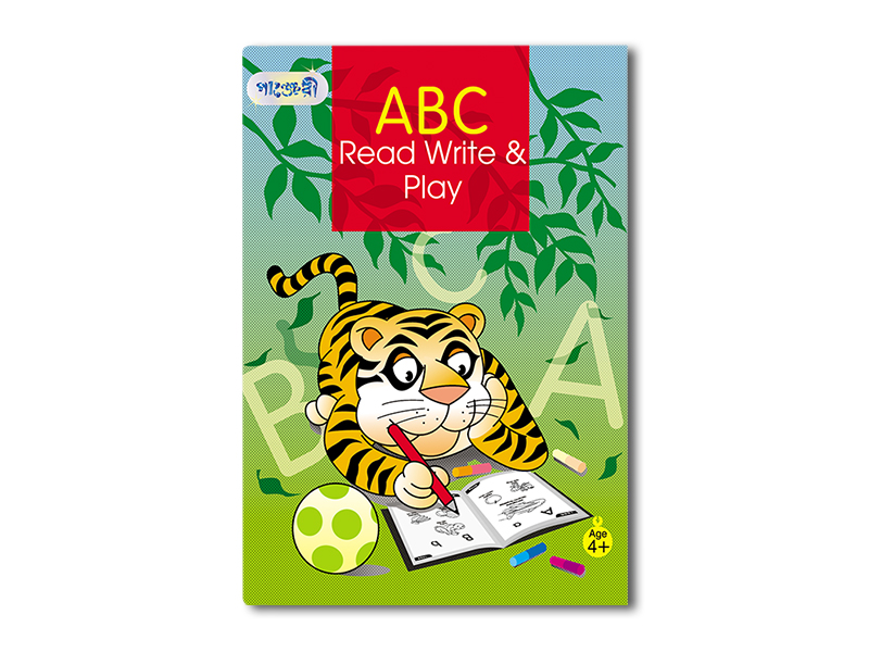 ABC Read Write and Play