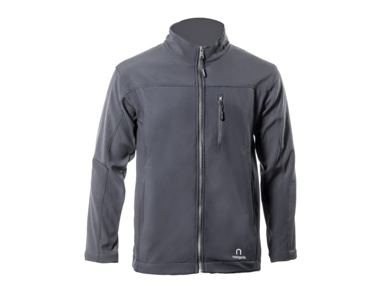 Xen Grey Soft Shell Jacket