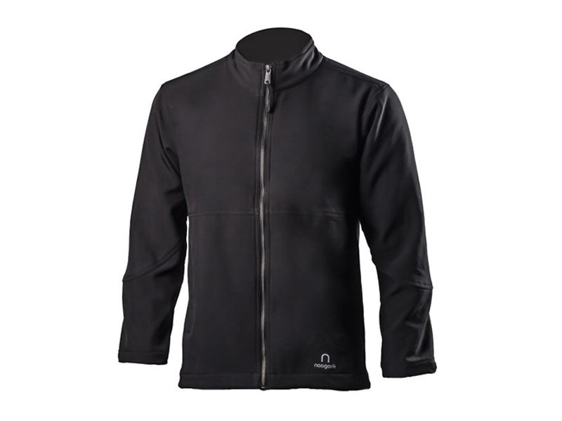 Argo Black Soft Shell Jacket