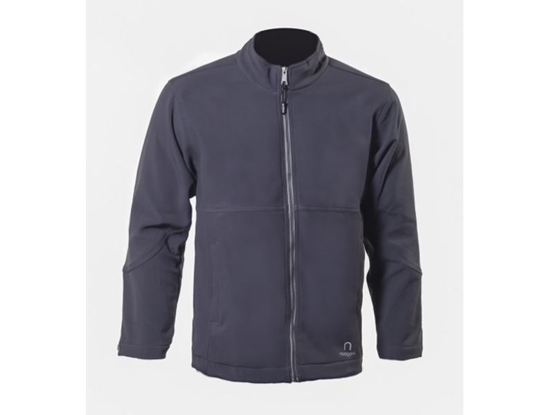 Argo Grey Soft Shell Jacket