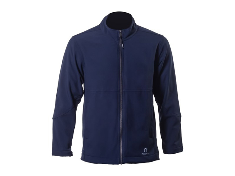 Argo Navy Blue Soft Shell Jacket