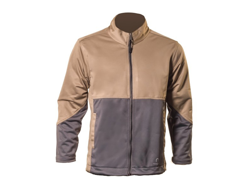 Argo Tan – Brown Soft Shell Jacket