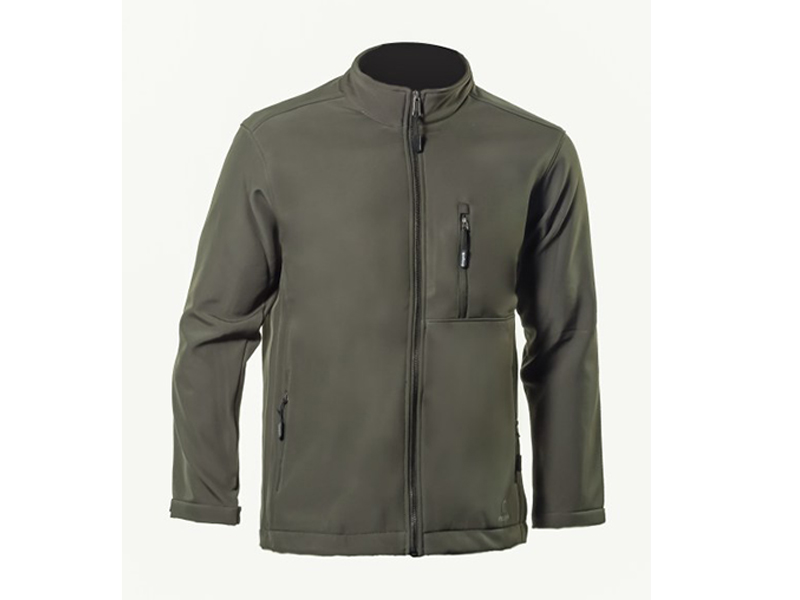 Krypto Umber Soft Shell Jacket