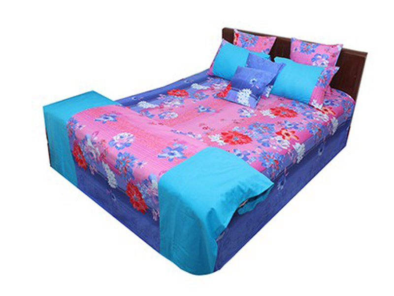 Blue Bedding & Comforter Sets - 9 pcs
