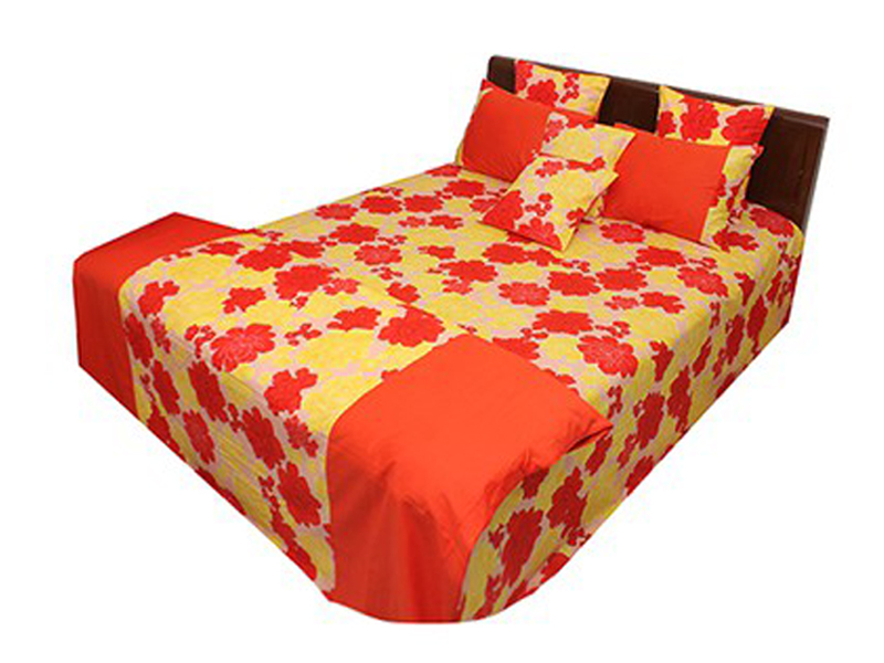 Orange Bedding & Comforter Sets - 9 pcs