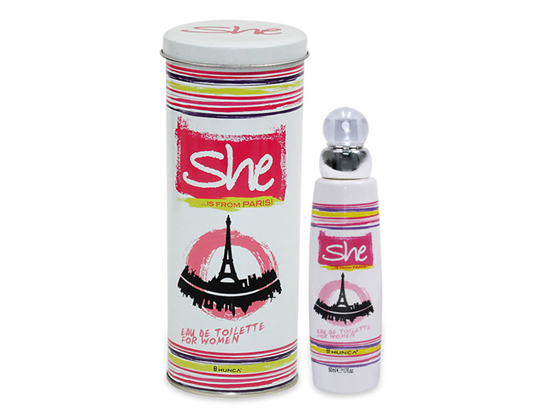 SHE PARIS 50 ML- EDT