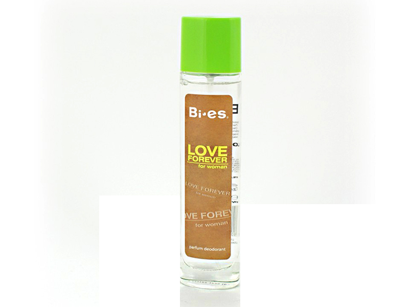 f89ab9bad2 Bi-es DNS WOMEN LOVE FOREVER GREEN DEODORANT SPRAY 75 ML