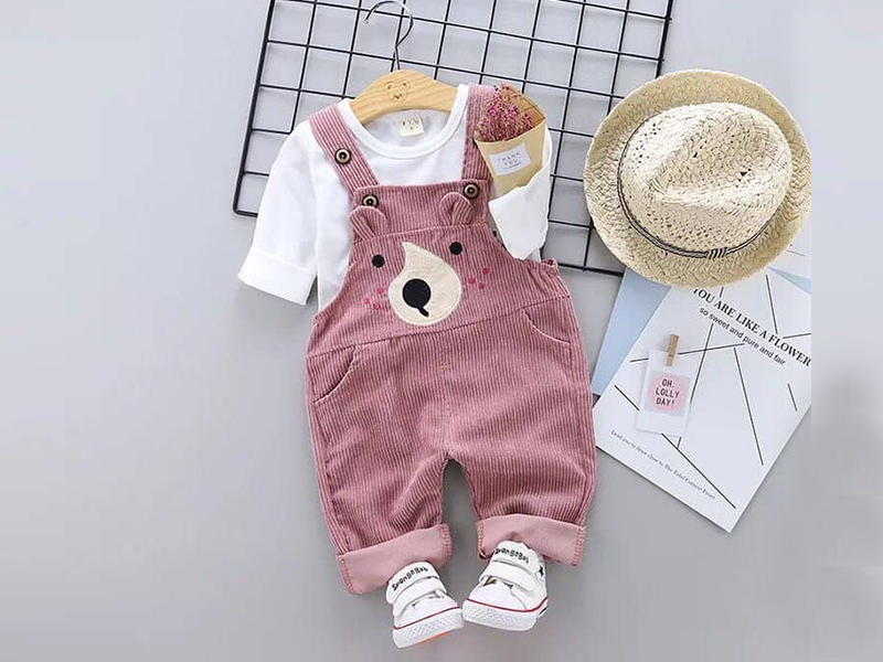Pink Jumpsuit for sweet Kids