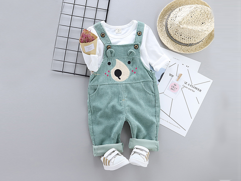 Mint Jumpsuit for Kids