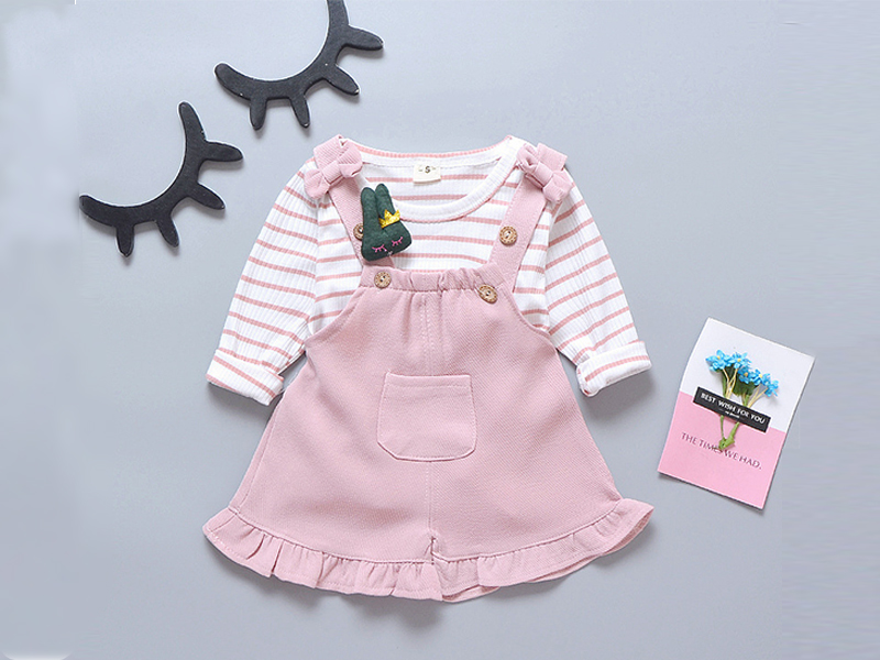 Pink Jumpsuit for Cute Kids