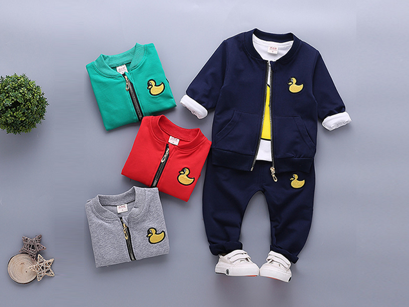 Blue Jacket and Pant for Kids