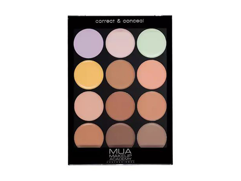 MUA Professional Correct & Conceal Palette  Cool