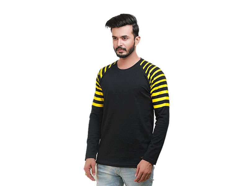 Special Men's Full Sleeve T-Shirt-SW3462T