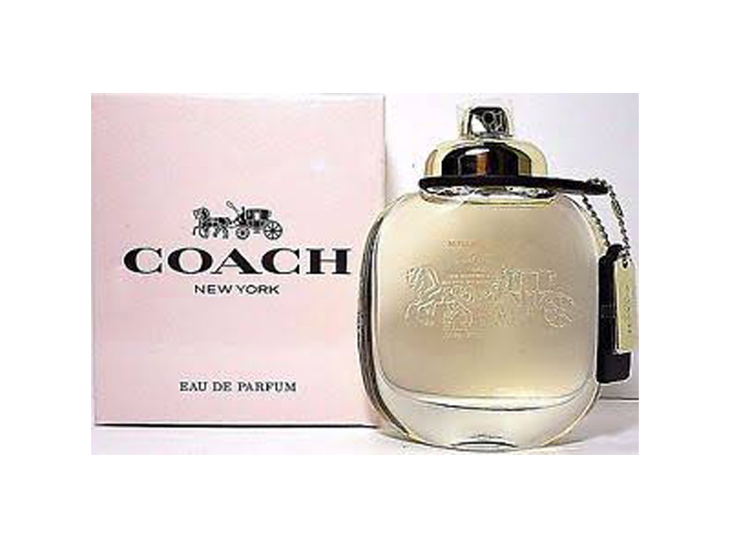 COACH NEW YORK (W) EDT 90ML