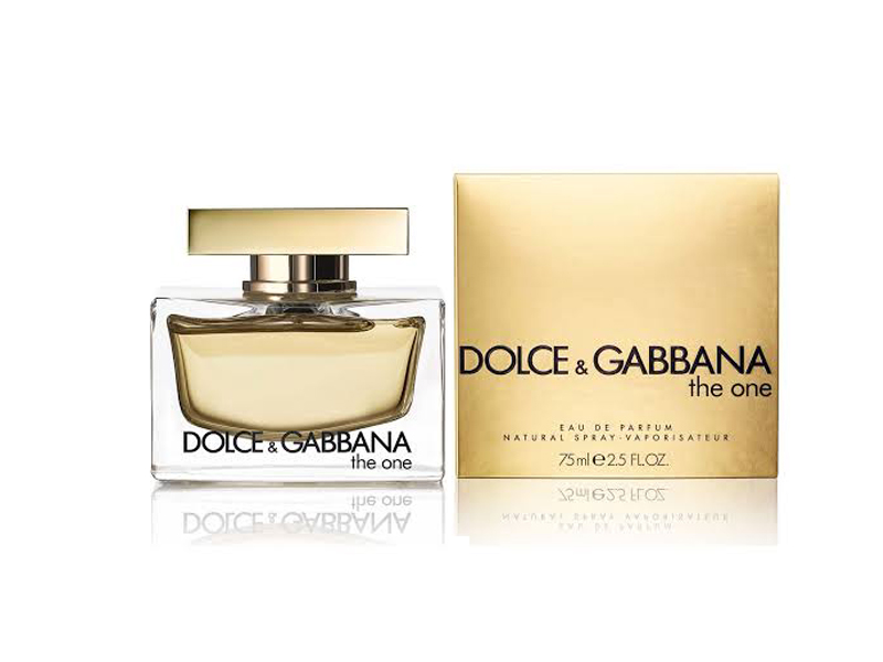 D&G THE ONE 75ML WOMEN EDP