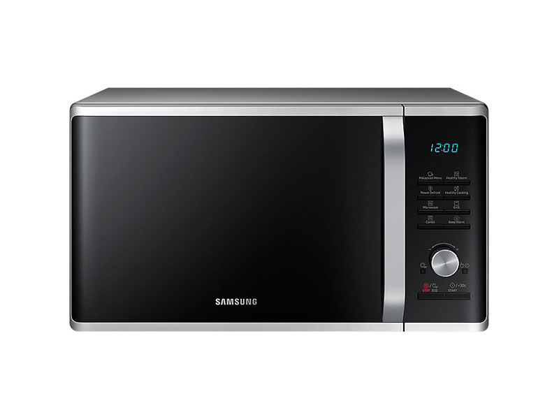 Samsung 28L Grill Microwave Oven with Healthy Steam MG28J5255GS