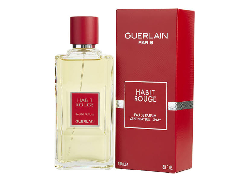 GUERLAIN HABIT ROUGE (M) EDP 100ML