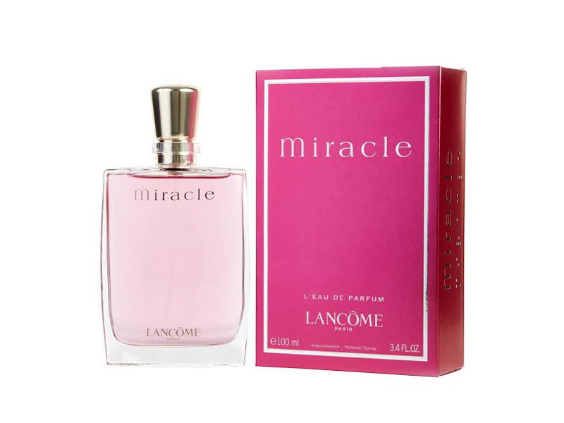 LANCOME MIRACLE W EDP 100ML