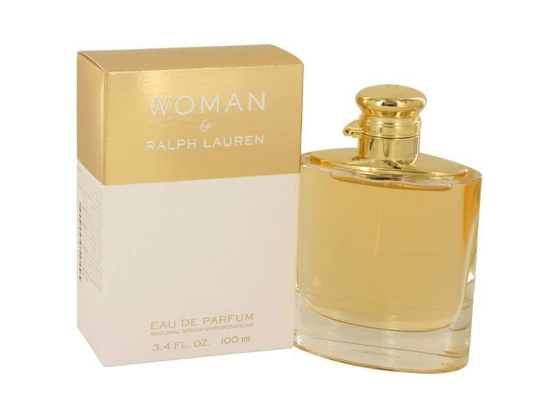 R.L WOMAN BY R.LAUREN EDP 100ML WHITE