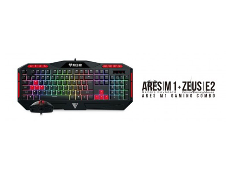 Gamdias Ares M1 Combo Keyboard Mouse-Ares M1